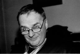 Krzysztof Knittel - portrait by Pawel Kwiek