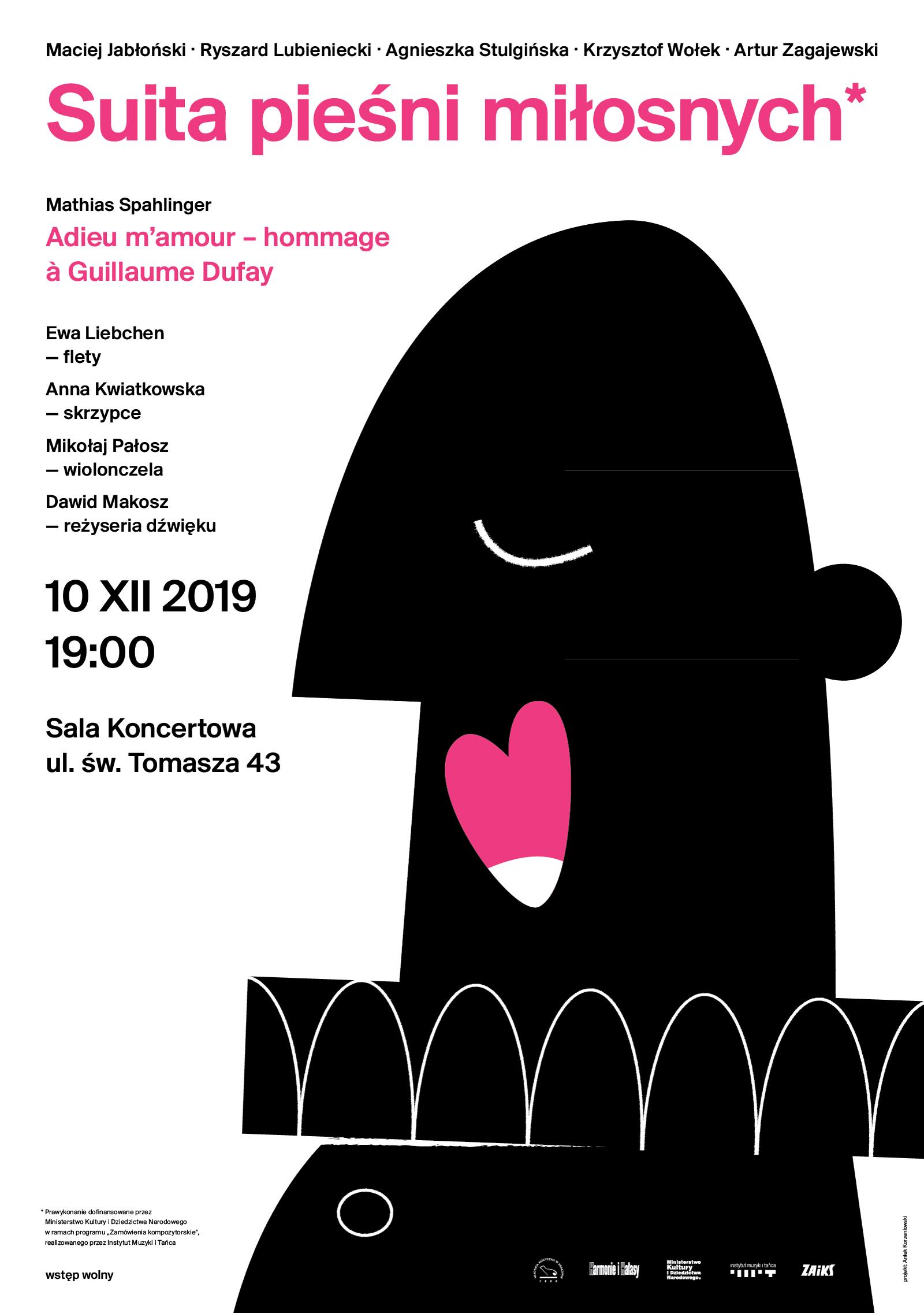 plakat 10.12.19 Kraków